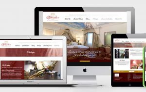 Website design should serve your aesthetic and operational purpose