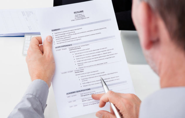Save your time and efforts with resume templates